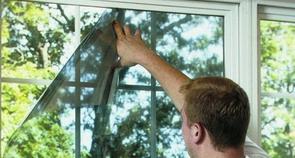 Ablaküveg fóliázás